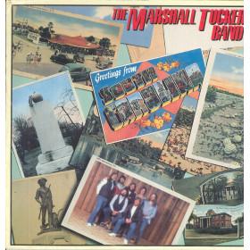 The Marshall Tucker Band Lp Vinile Greetings From South Carolina Sigillato
