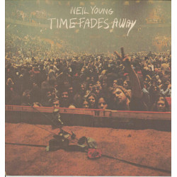 Neil Young ‎Lp Vinile Time Fades Away / Reprise Records ‎REP 54 010 Nuovo