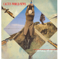 Cactus World News ‎Lp Vinile Urban Beaches / MCA Records ‎253 026-1 Italia Nuovo