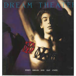 Dream Theater ‎Lp Vinile When Dream And Day Unite / Mechanic 256 374-1 Nuovo