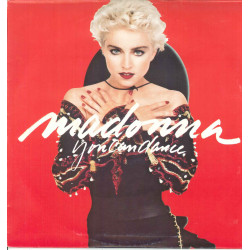 Madonna ‎Lp Vinile You Can Dance / Sire 9 25535-1 Nuovo 0075992553513