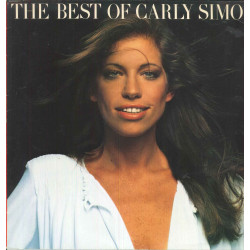 Carly Simon Lp Vinile The Best Of Carly Simon / Elektra ‎ELK 52 025 Nuovo