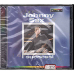 Johnny Sax CD I Successi Nuovo Sigillato 0743213563022