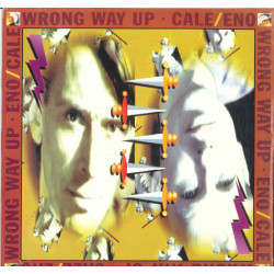 Eno / Cale Lp Vinile Wrong Way Up / Opal Records Warner Germania Nuovo
