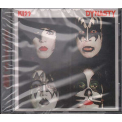 Kiss CD Dynasty Nuovo Sigillato 0731453238824
