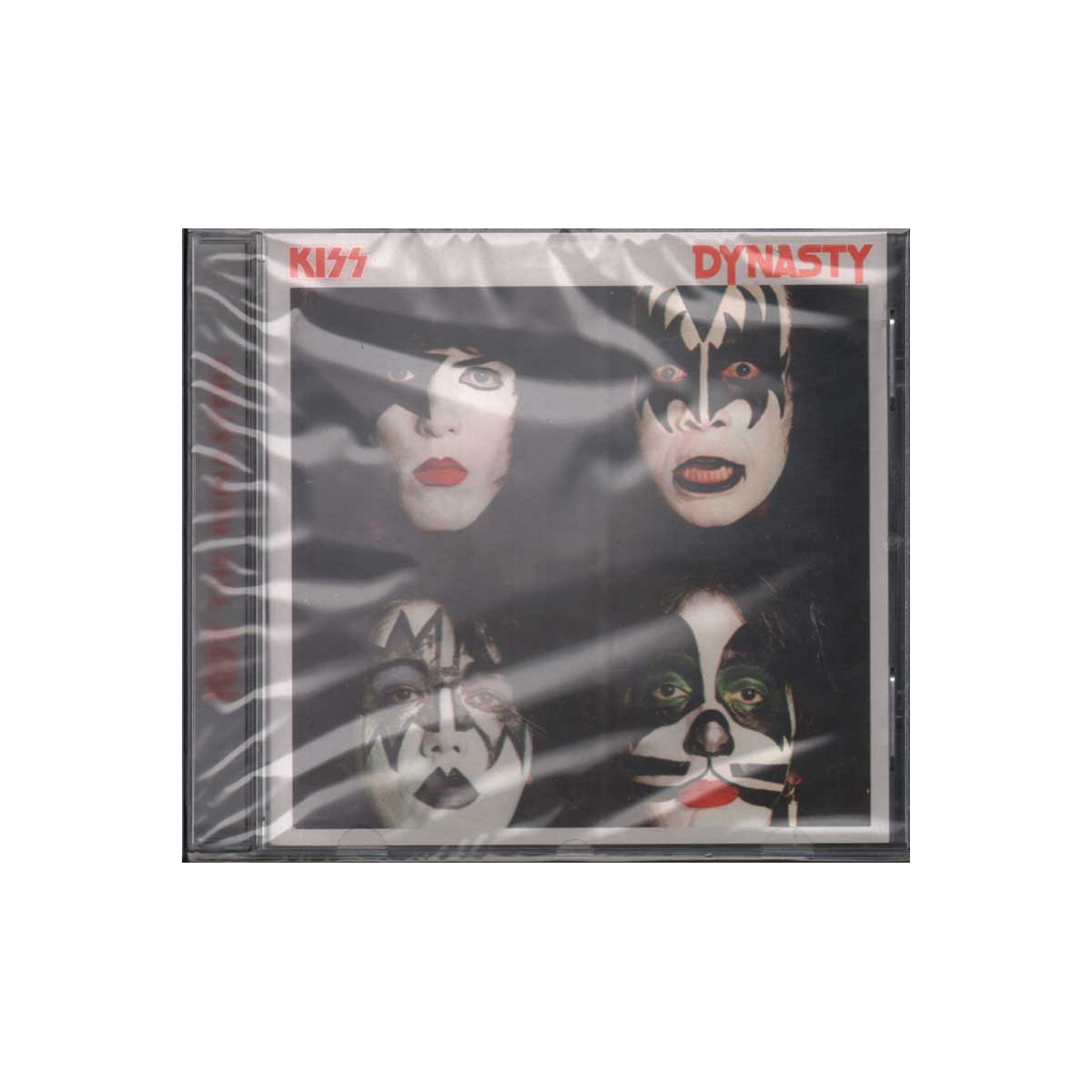 Kiss - CD Dynasty Nuovo Sigillato 0731453238824