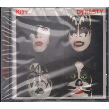 Kiss CD Dynasty / Mercury ‎Casablanca ‎Sigillato 0731453238824