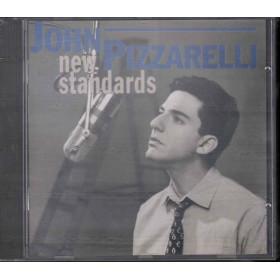 John Pizzarelli CD New Standards / RCA Novus Sigillato 0012416317221