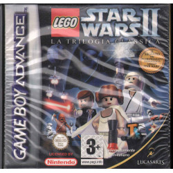 Lego Star Wars II La Trilogia Classica Game Boy Advance GBA Sig. 0023272002527