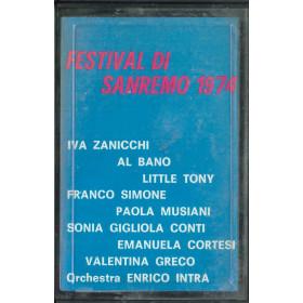 AA.VV MC7 Festival Di Sanremo 1974 / RMS 85184 Nuova