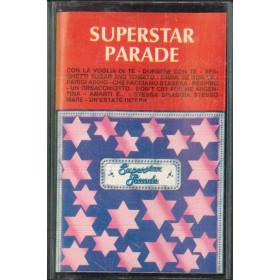 AA.VV MC7 Superstar Parade / RMS 85247 Nuova