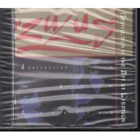 Zulus CD Destruction Is The Art Of Creation / Edel Sigillato 0632459000425