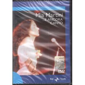 Mia Martini DVD E Ancora Canto / Rai Trade BMG Sigillato 8860160030352