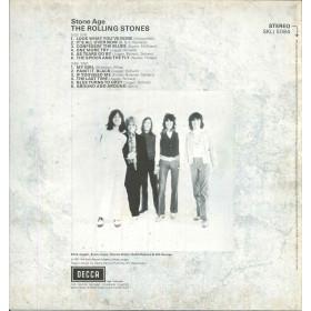 The Rolling Stones Lp Vinile Stone Age / Decca SKLI 5084 Italia Nuovo