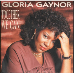 "Gloria Gaynor ‎Vinile 7"" 45 giri Together We Can New Music NMNP 002 Italia Nuovo"