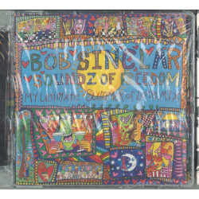 Bob Sinclar CD Soundz Of Freedom - My Ultimate Summer Of Love Mix Sigillato