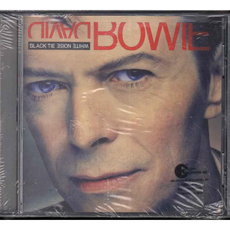 David Bowie CD Black Tie White Noise Sigillato 0724358334029