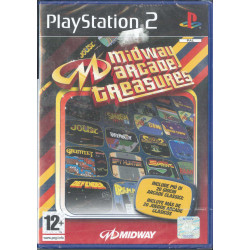 Midway Arcade Treasures Videogioco Playstation 2 PS2 Leader Sigillato
