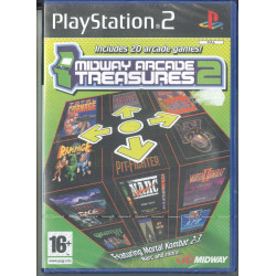 Midway Arcade Treasures 2 Videogioco Playstation 2 PS2 Leader Sigillato