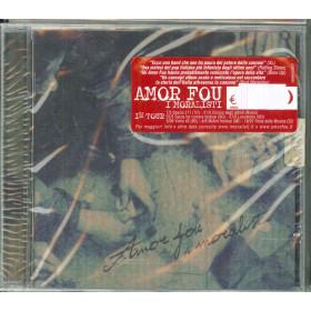 Amor Fou CD I Moralisti / EMI Sigillato 5099963335521