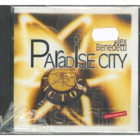 Alex Benedetti CD Paradise City / Art Factory AFCD 103 Sigillato 8014961705685