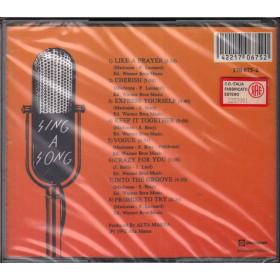 Basi musicali CD Madonna vol. 2 Nuovo Sigillato 0042217067520