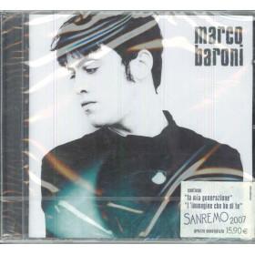 Marco Baroni CD Omonimo Same / EMI Virgin Virgin 00946-390410-2-2 Sigillato