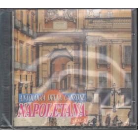 AA.VV. CD Antologia della Canzone Napoletana Vol 8 / Zeus ZS3022 Sigillato