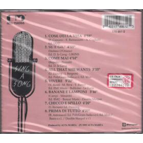 Basi musicali CD Hit parade vol. 1 Nuovo Sigillato