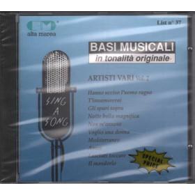 Basi musicali CD Artisti vari vol. 2  Nuovo Sigillato