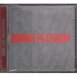 Kiss CD Double Platinum Nuovo Sigillato 0731453238329
