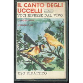 Il Canto Degli Uccelli MC7 Cardellino, Usignuolo / CA 4503 Sigillata