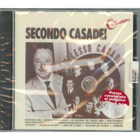 Secondo Casadei CD Collezione Secondo Casadei / EMI 5 32672 2 Sigillato