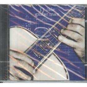 J.J. Cale CD Guitar Man EMI Virgin Delabel 7243 8 41480 2 7 Sigillato