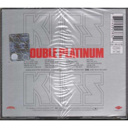 Kiss - CD Double Platinum Nuovo Sigillato 0731453238329