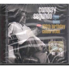 Compay Segundo 2 CD 100 th Birthday Celebration / Rhino Sigillato 0825646970605
