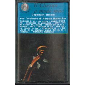 L'Orchestra Di Horacio Malvicino MC7 Il Classico A Modo Mio / REM 81099 Nuova 