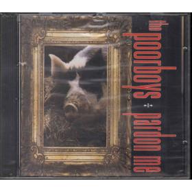 The Poorboys  CD Pardon Me - Dischi Ricordi Nuovo Sigillato 0720616099723