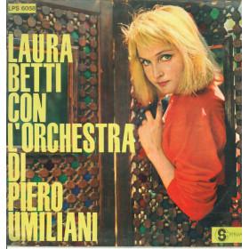 Laura Betti Con L'Orchestra Di Piero Umiliani Lp Omonimo Same / Stella Nuovo