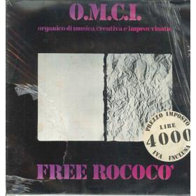 Organico Di Musica Creativa E Improvvisata LP Free Rococo / L'Orchestra Nuovo