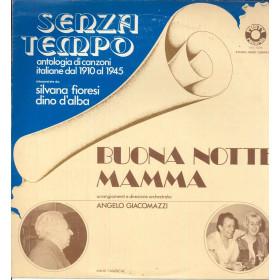 S Fioresi D D'Alba Lp Vinile Buona Notte Mamma / Rusty RRS 70774 Nuovo
