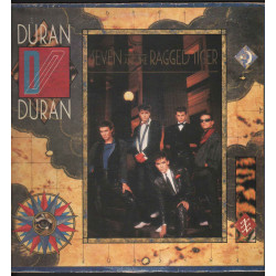 Duran Duran Lp Vinile Seven And The Ragged Tiger / EMI ‎64 1654541 Nuovo