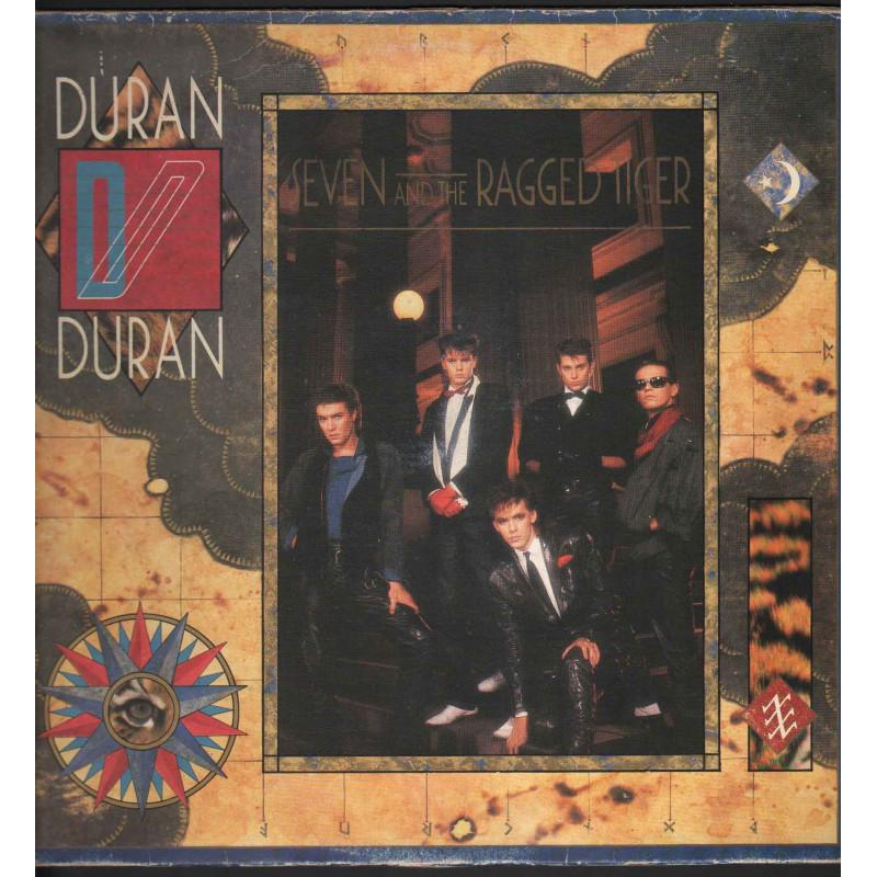 Duran Duran Lp Vinile Seven And The Ragged Tiger / EMI 64 1654541