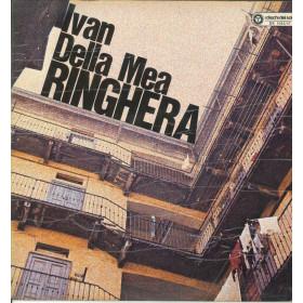 Ivan Della Mea Lp Vinile Ringhera / I Dischi Del Sole DS 1045/47 Nuovo