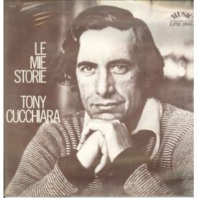 Tony Cucchiara Lp Vinile Le Mie Storie / Music Stereo LPM 2003 Nuovo