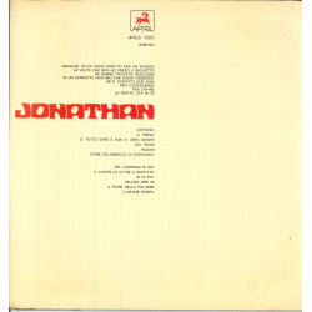 Jonathan Lp Vinile Jonathan (Omonimo Same) April APLS 5551 Gatefold Nuovo