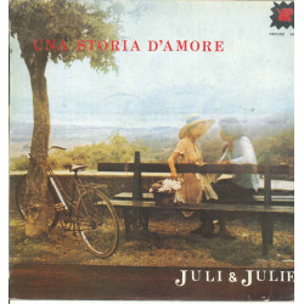 Juli & Julie Lp Vinile Una Storia D'Amore /  Yep Record 00448 Nuovo