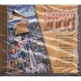 AA.VV. CD Grammy Nominees 2000 Nuovo Sigillato 0078636794525