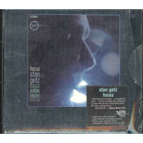 Stan Getz / Eddie Sauter CD Focus / Verve Records 521 419-2 Sigillato