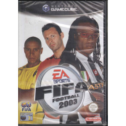 Fifa Football 2003 Nintendo Gamecube EA sports Sigillato
